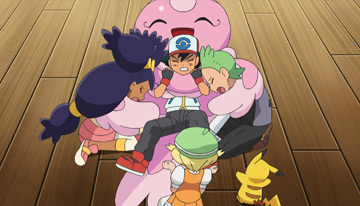 Temporada 14, episodio 37: ¡Un Sibarita Pescador en un concurso Escamante!