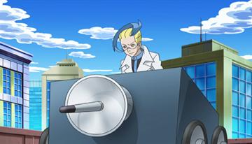Temporada 16, episodio 20: ¡El Equipo Plasma manipula a los Pokémon!