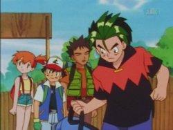 Temporada 1, episodio 8: El camino hacia la Liga Pokémon