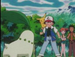 Temporada 3, episodio 10: El rescate de Chikorita