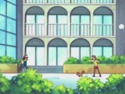 Temporada 5, episodio 58: Amor al estilo Pokémon