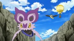 Temporada 18, episodio 28: ¡Carrera Aérea de Relevos en El Cielo!