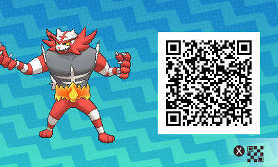 #006 - Shiny Incineroar