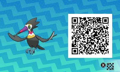 #011 - Shiny Trumbeak