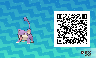 #015 - Female Rattata
