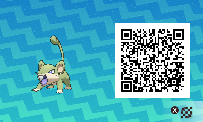 #015 - Shiny Female Rattata