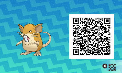 #016 - Male Raticate