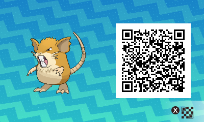 #016 - Female Raticate