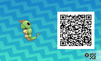 #017 - Caterpie