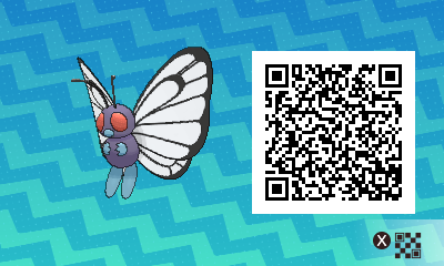 #019 - Male Butterfree