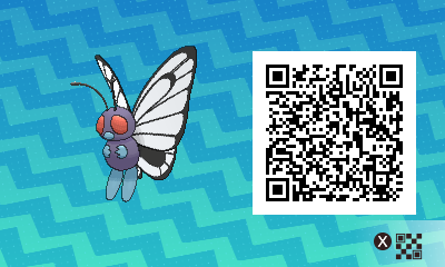 #019 - Female Butterfree