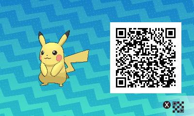 #025 - Male Pikachu