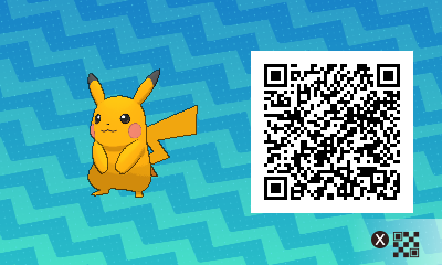 #025 - Shiny Male Pikachu