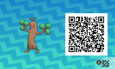 #031 - Female Sudowoodo