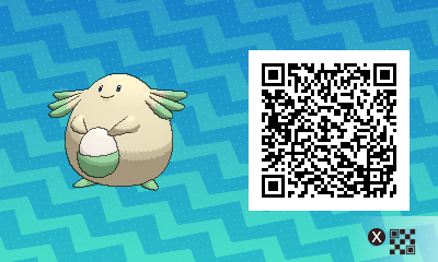 #033 - Shiny Chansey