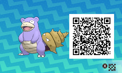 #038 - Shiny Slowbro