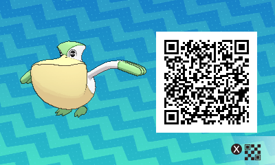 #041 - Shiny Pelliper