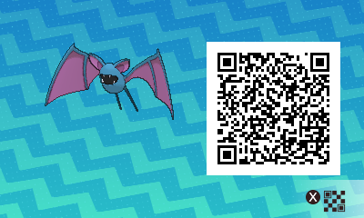 #068 - Female Zubat