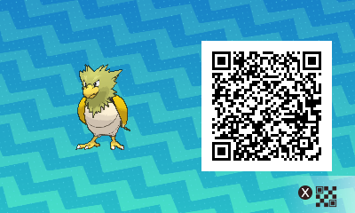 #073 - Shiny Spearow