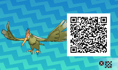 #074 - Shiny Spearow