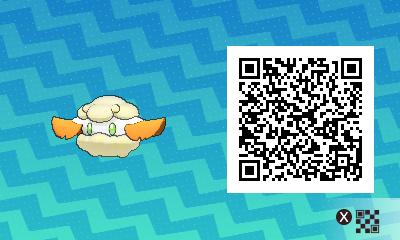 #087 - Shiny Cottonee