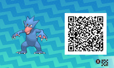 #090 - Shiny Golduck