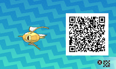 #091 - Shiny Male Magikarp