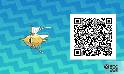 #091 - Shiny Female Magikarp