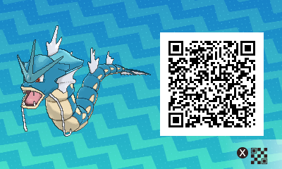 #092 - Female Gyarados