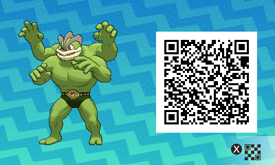 #097 - Shiny Machamp