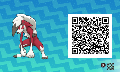 #104 - Midnight Lycanroc