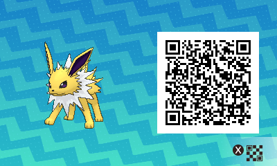 #125 - Jolteon