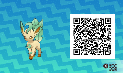 #129 - Leafeon