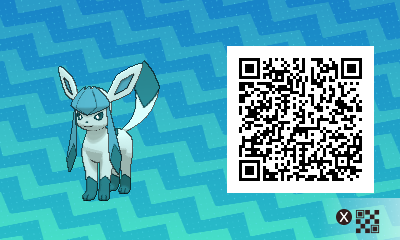 #130 - Glaceon