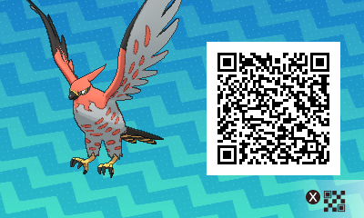 #160 - Talonflame