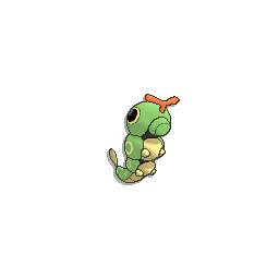 #010 Caterpie