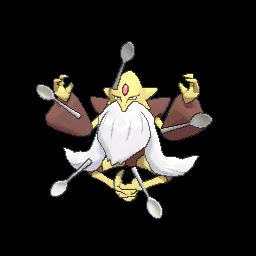 #065 Mega Alakazam