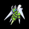#015 Mega Beedrill  Shiny