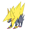 #310 Mega Manectric  Shiny