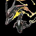 #384 Mega Rayquaza  Shiny